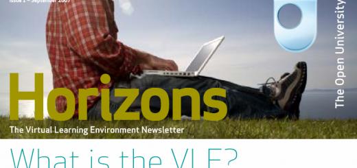 Horizons VLE Newsletter
