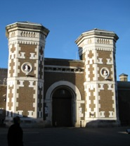Wormwood Scrubs prison gate