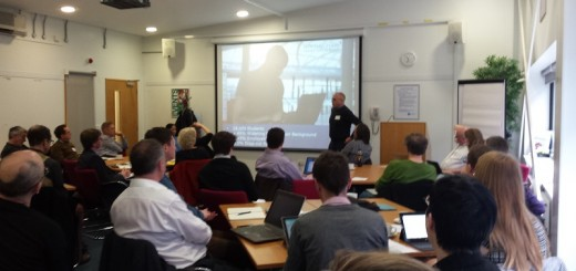 Mike Day discusses Nottingham Trent's pioneering work in learning analytics