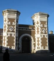 Wormwood Scrubs prison gate